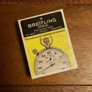 Breitling Wakmann Stopwatch